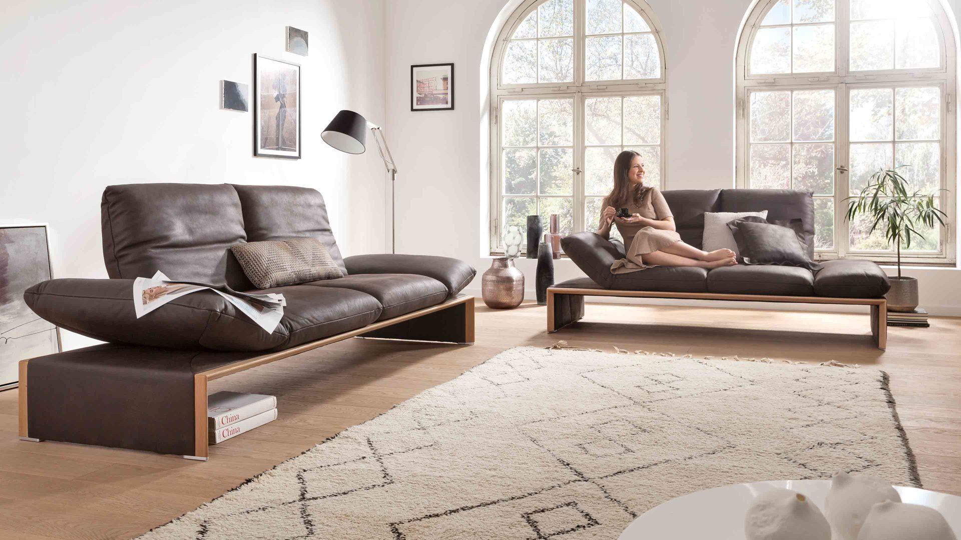Wohnland Breitwieser , Räume, Wohnzimmer, Sofas + Couches, Koinor ...