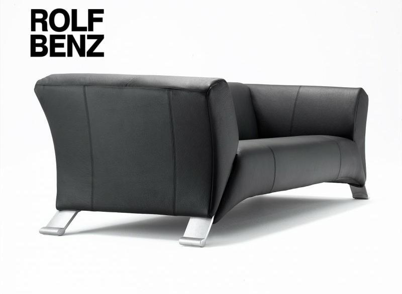 Ledersofa schwarz rolf benz  Wohnland Breitwieser | Markenshops | Alle Artikel von Rolf Benz ...