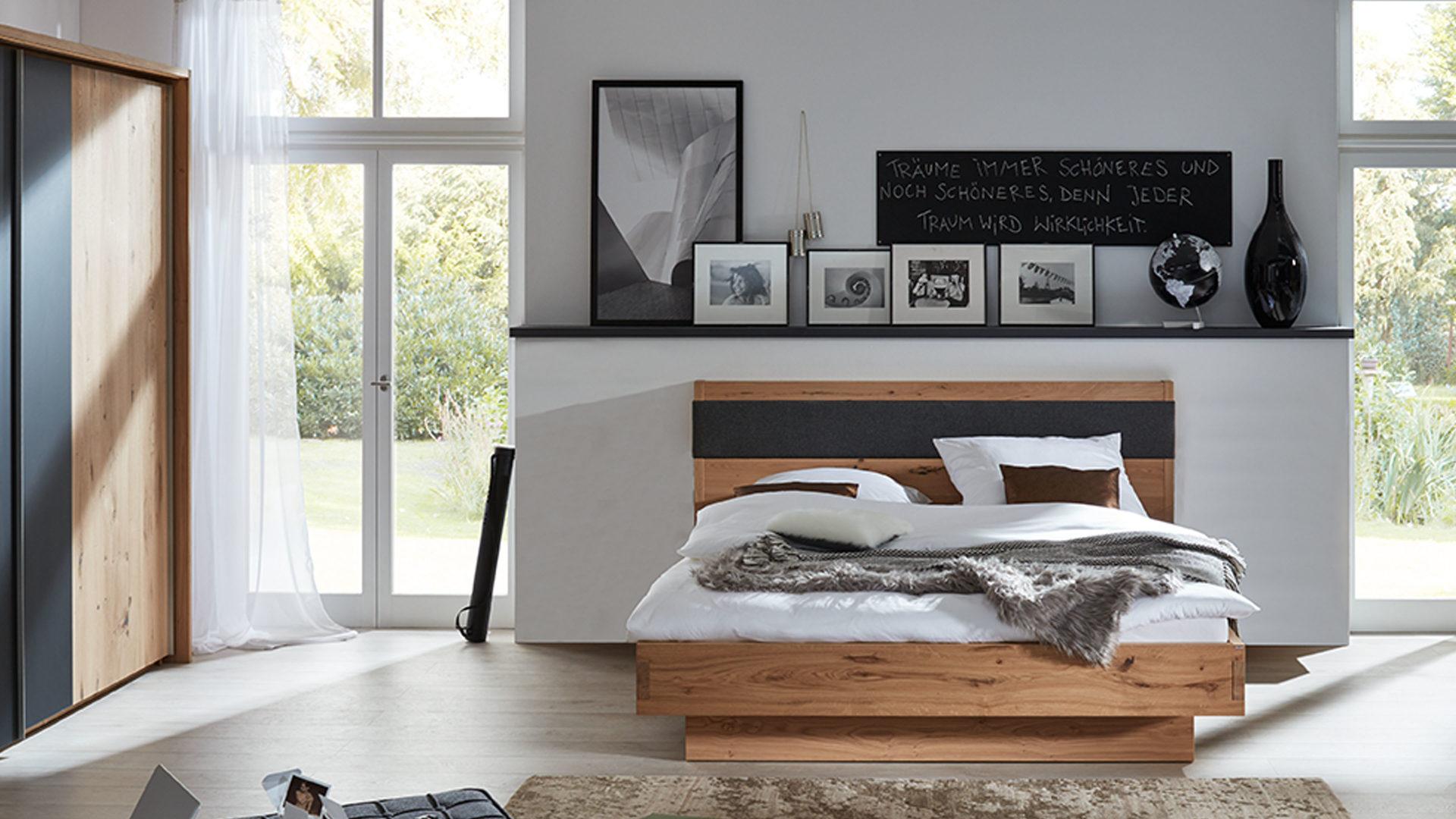 Wohnland Breitwieser , Räume, Schlafzimmer, Betten ...