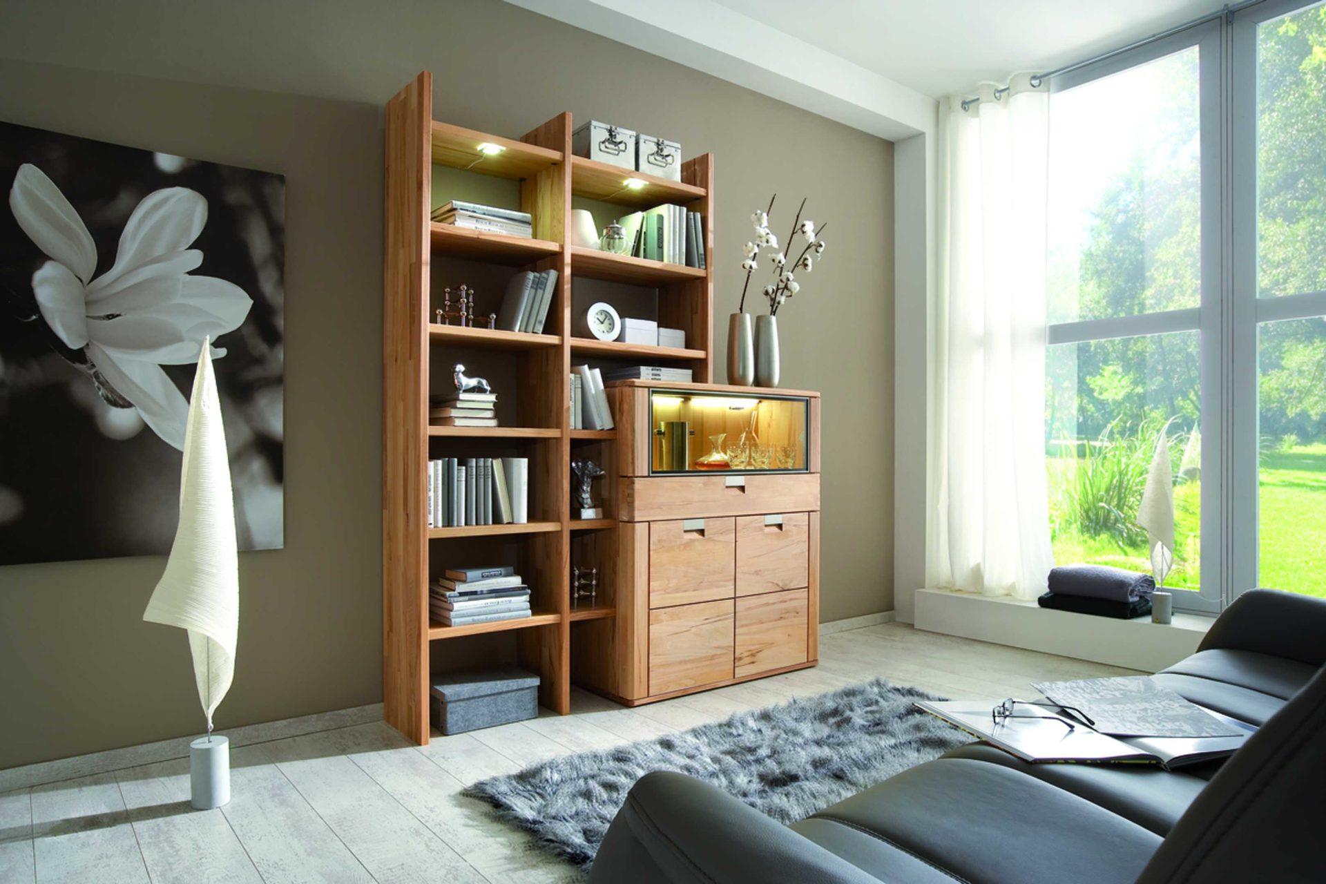 Elegant Affordable Details Partnerring Collection Massivholz Bzw Wohnwand  With Wohnwand Massivholz Gnstig With Wohnwand Echtholz Gnstig