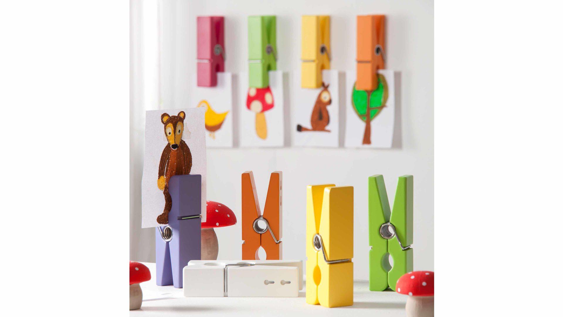 Wohnland Breitwieser | Räume | Jugendzimmer + Kinderzimmer | Accessoires |  XXL Klammer | Aus Kunststoff, XXL Klammer, Günstiger, In Modern Junges  Wohnen, ...