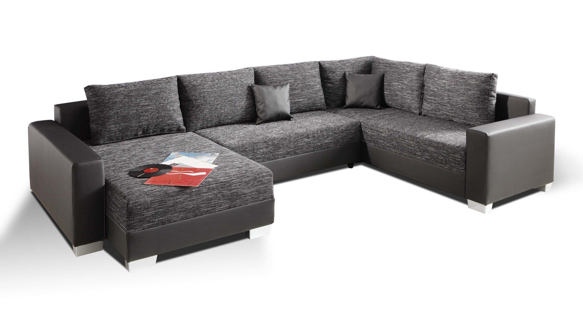 Ecksofa u form mit schlaffunktion  Wohnland Breitwieser | Räume | Wohnzimmer | Sofas + Couches ...