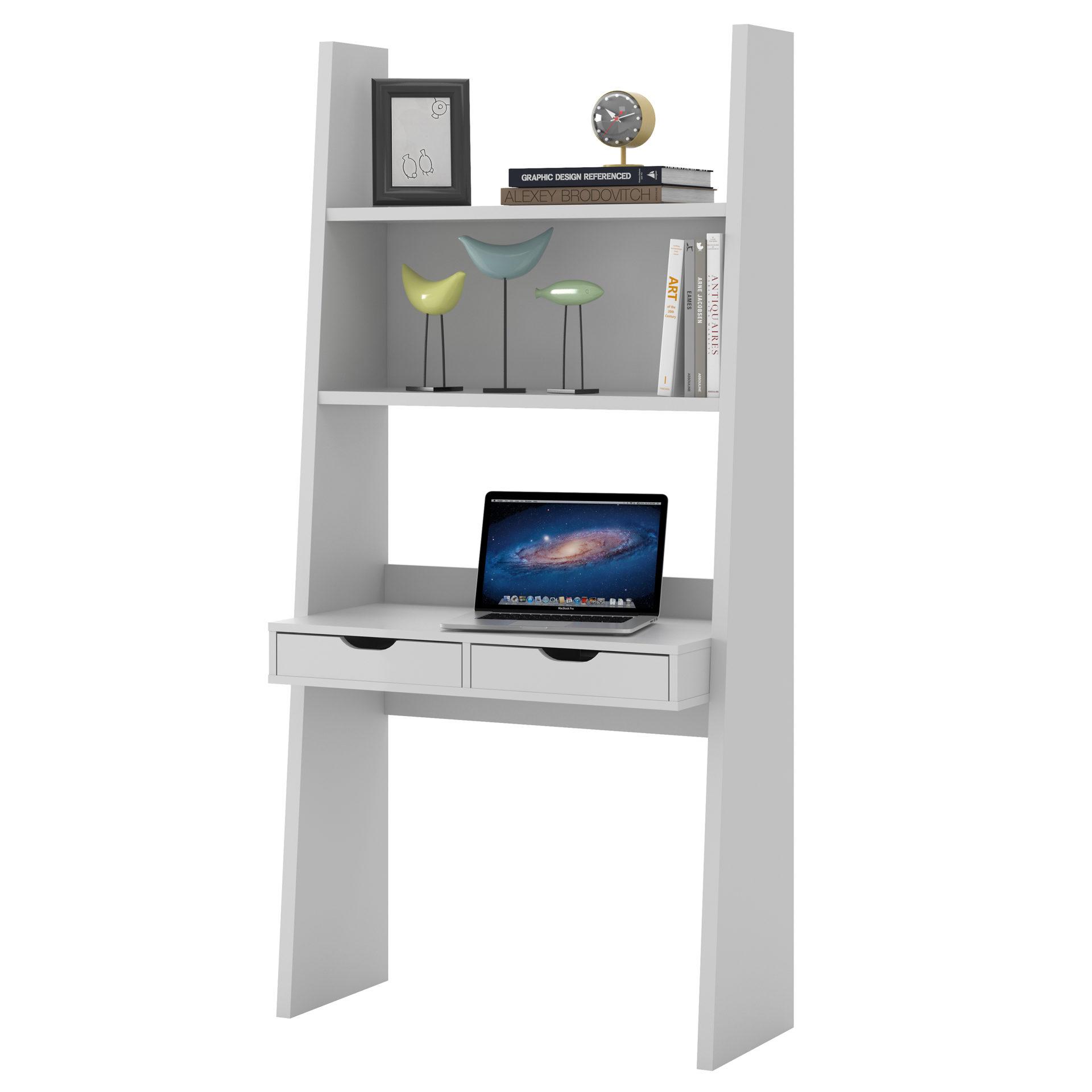 Schreibtisch weiß mit regal  Wohnland Breitwieser | Startseite | Regal mit Schreibtisch als ...
