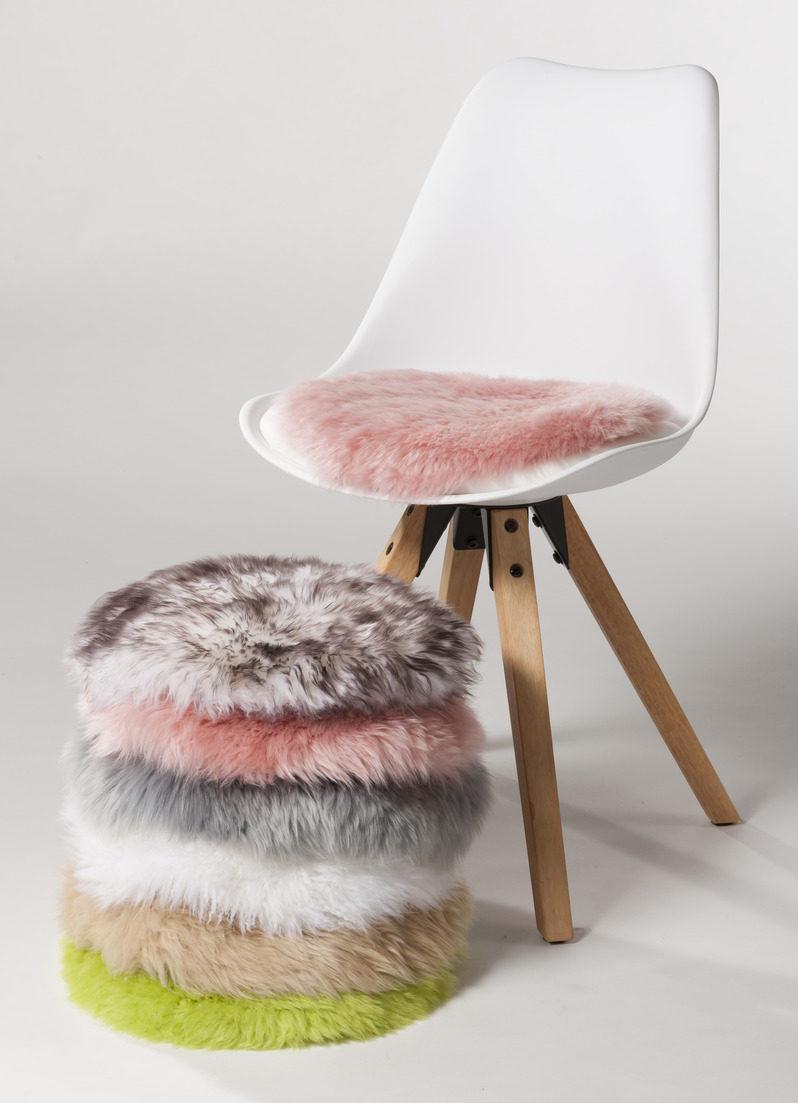 Stuhl Fell wohnland breitwieser möbel a z textilien kissen rundes