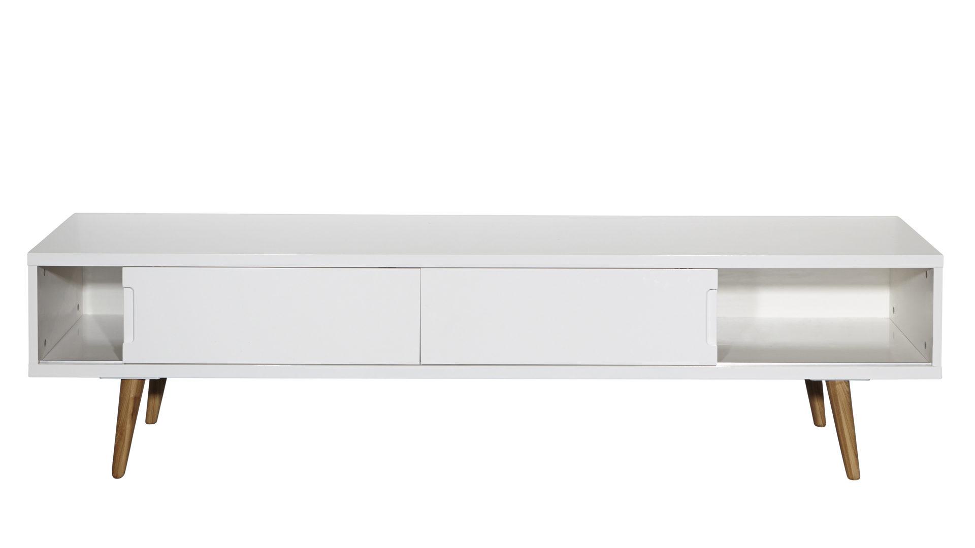 Tv lowboard modern  Wohnland Breitwieser | Startseite | TV-Lowboard im Retro-Stil als ...